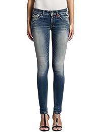Replay Hyperflex Damen Skinny Jeans Luz