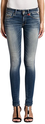 Replay-Hyperflex-Damen-Skinny-Jeans-Luz
