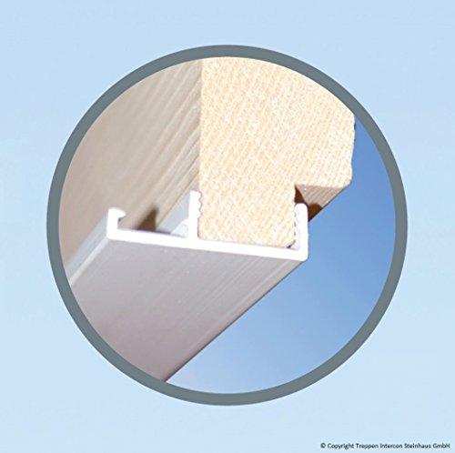 Minka Fix Polar Blanket for Sliding Timber Loft Ladder 60and Polar Extra