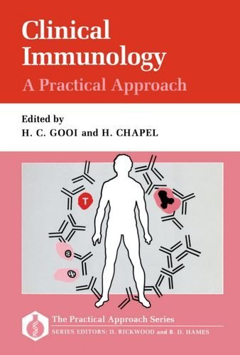 Clinical Immunology: A Practical Approach (Practical Approach Series) (1990-09-27) par unknown author