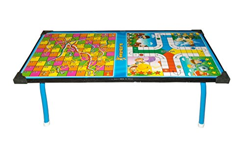 Kotak-Sales-Kids-Board-Game-Wood-Table-Ludo-Snake-Ladder-Bed-Study-Laptop-Support-Table-Birthday-Party-Gift
