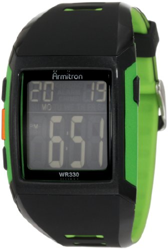 armitron-herren-armbanduhr-37mm-armband-harz-schwarz-gehause-batterie-digital-40-8261lgn