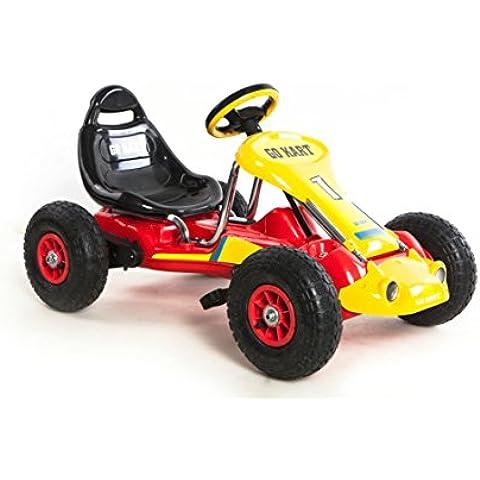 Ricco juguetes pb9788a–sobre ruedas de goma deportes de carreras de coches de juguete