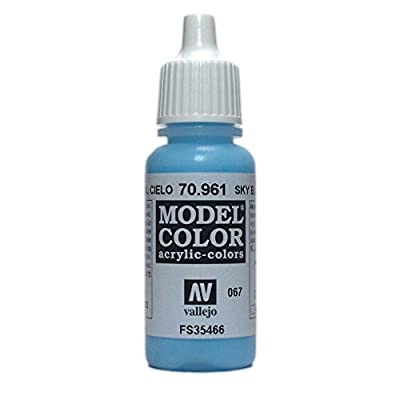 wws Vallejo P115 Jeu Couleur Bleu Ciel Val961 70961