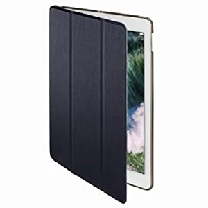 "Hama 9.7 inch Fold Clear File Case For Tablet – Blue (Back Apple iPad 9.7 (2017), 24.6 cm (9.7 ""); 177 g, Blue)"