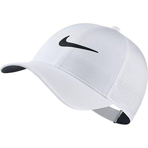 Nike 892721 Casquette De Baseball Femme, Blanc (Blanco 100), Unique (Taille Fabricant: Unica)
