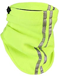 OCTAVE® Mens Hi Vis Fleece Neck Warmer
