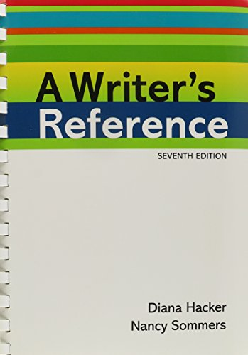 Writer's Reference 7e & Exercises Compact Format