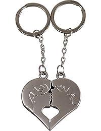 Gratitude Romantic Couple Love Magnetic Keychain / Key Chain / Keyring / Key Ring