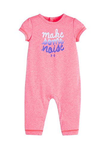 Under Armour Mädchen Infant 's Big Logo Overall, 26B80001 (Under Armour Baby-mädchen)