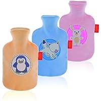 Wärmflasche mit Flauschbezug Volumen 0,8 Liter preisvergleich bei billige-tabletten.eu
