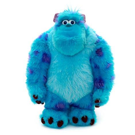Offizielles Disney Sulley Medium Soft Spielzeug