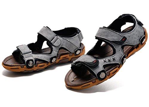 2017 i sandali degli uomini casuali di nuovo sandali di cuoio estate maschio Baotou sandali esterni 2