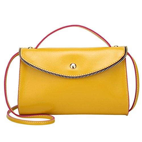 Handtaschen Damen,LUCKDE Leder Schultertasche Umhängetasche Abendtaschen Strandtaschen Mini...