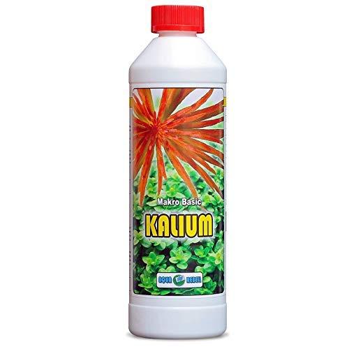 Aqua Rebell Makro Basic Kalium 500ml | Wasserpflanzen-Dünger zur optimalen Versorgung von Wasserpflanzen im Aquarium
