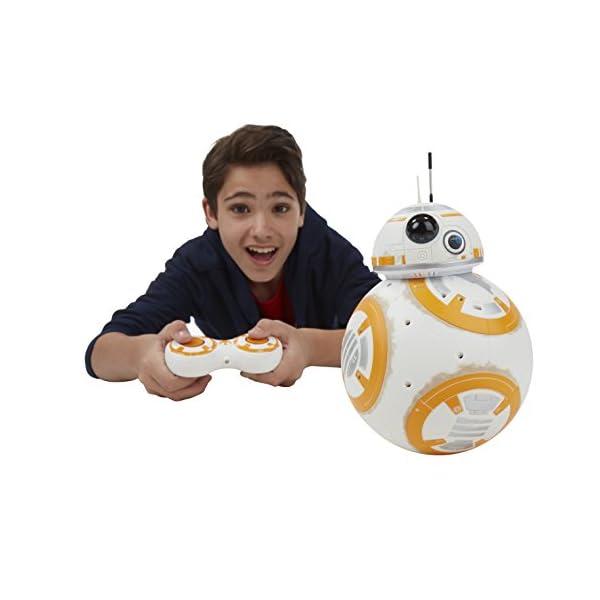 Star Wars - Figura de acción BB8 con Control Remoto (Hasbro B3926EU4) 5