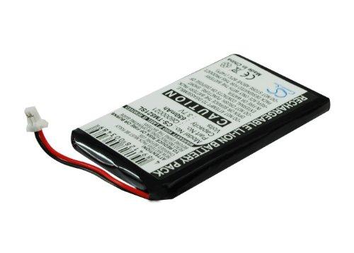 CS-TM821SL Akku 650mAh Kompatibel mit [Tomtom] GPS-9821X, GPS-9821X PDA/Handhelds Ersetzt Q6000021 Tomtom Gps Pda