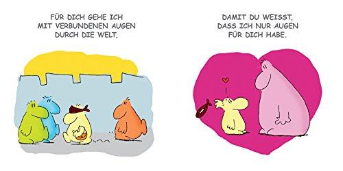 Für dich tue ich alles!!!: Cartoon-Geschenkbuch als kleine Liebeserklärung