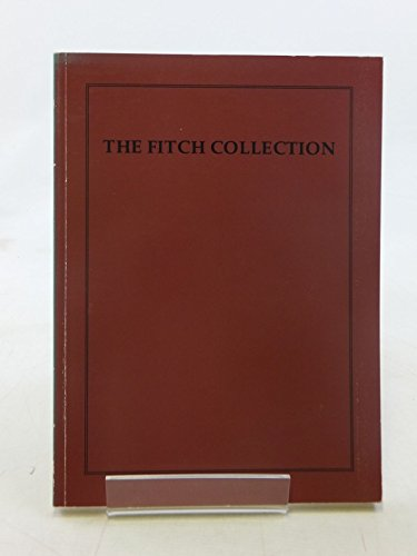 the-fitch-collection-a-record-of-the-major-english-watercolours-and-drawings-collected-by-dr-marc-fi
