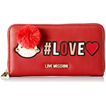 newest 60422 1632d Amazon.it: love moschino portafoglio