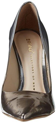 Bronx Bx 1209 Briox, Escarpins femme Mehrfarbig (rosegold-Silver)
