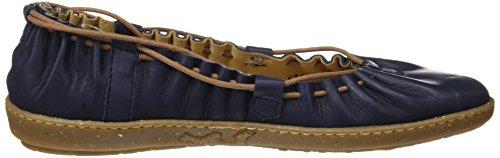 El Naturalista Damen N5303 Geschlossene Sandalen Blau (Ocean)