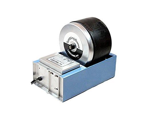 Lortone 45C Poliermaschine Poliertrommel Schleifmaschine 1,5 Liter Inhalt