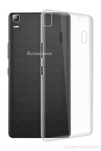 Stylabs Soft Silicone TPU Jelly Transparent Crystal Clear Case Soft Back Case Cover For Lenovo K3 Note