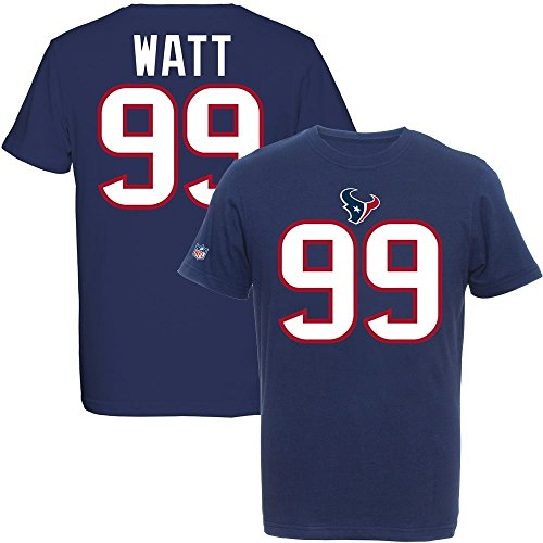 Majestic NFL Fan Shirt - Houston Texans 99 J. J. Watt - XXL -