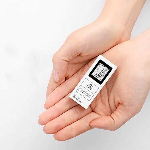 LLDKA Entfernungsmesser, Wiederaufladbares Elektronisches MessgeräT, Entfernungsmesser, Infrarot-MessgeräT,25m