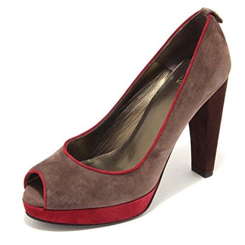 decollete spuntata STUART WEITZMAN scarpa donna shoes women 62164 [38]