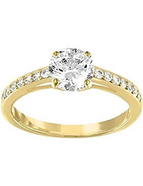 Swarovski Damen-Ring Glas transparent - 5139