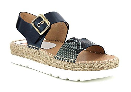 KANNA donna sandali KV5043 Blu Blu