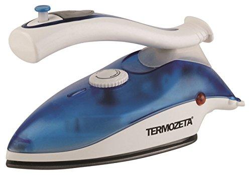 Termozeta Classic 60 Viaggio Ferro da stiro a secco e a vapore 800W Blu, Bianco