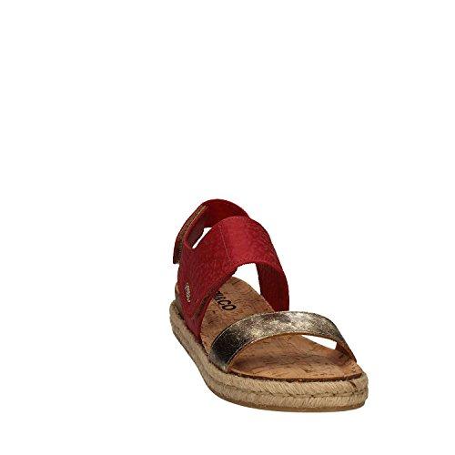 Igi&Co 7878 Sandalo Donna Rosso
