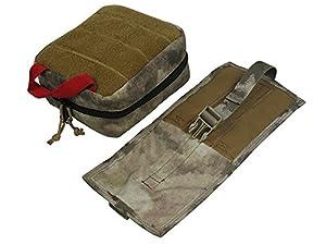 Molle Tactical Pouch Case Médecine Coffre kit de premiers secours
