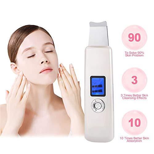Ultraschall-Gesichtshaut, die Schönheitsausrüstung reinigt, Peeling, Faltenbehandlung, Hautverfeinerung und verbessertes Licht
