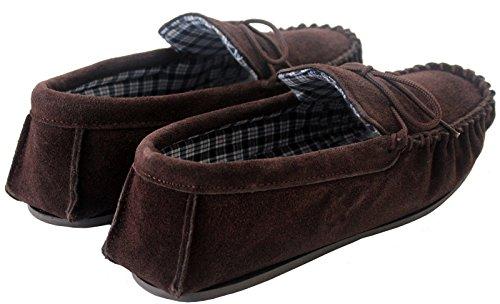 Sleepers  Slippers,  Herren Hausschuhe DR BROWN ------245B