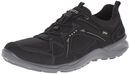 Ecco ECCO TERRACRUISE, Herren Outdoor Fitnessschuhe, Schwarz (BLACK/BLACK/DENIM BLUE58143), 46 EU (11.5 Herren UK)