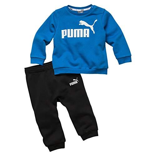 Puma Minicats Essentials Baby Jogginganzug Indigo Bunting 74