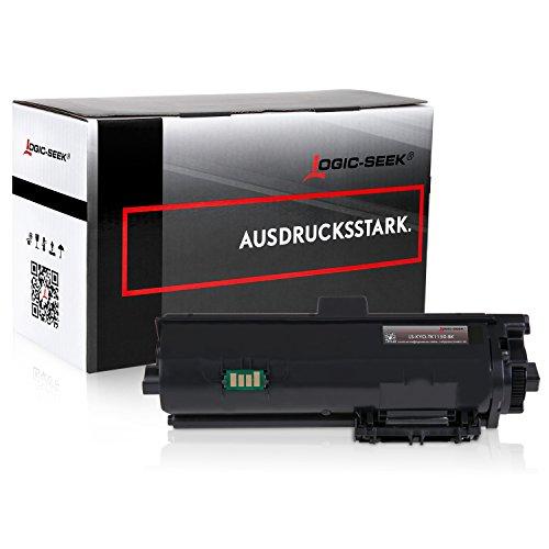 Preisvergleich Produktbild Logic-Seek Toner kompatibel zu Kyocera TK-1150 für Kyocera Ecosys M2135 M2635 M2735 P2235 - 3.000 Seiten
