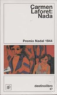 Nada  Destinolibro) par Carmen Laforet