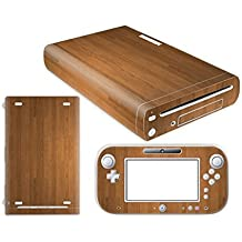 Linyuan Skin Sticker Decal Cover Case 0118# para Nintend WII U Console And Controller