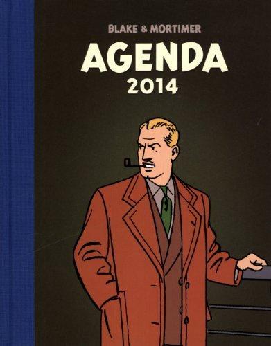Agenda Blake et Mortimer 2014 de Blake et Mortimer (3 octobre 2013) Album