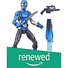 (Renewed) Power Rangers Beast Morphers Blue Ranger 6-inch Action Figure Toy Inspired by The TV Show