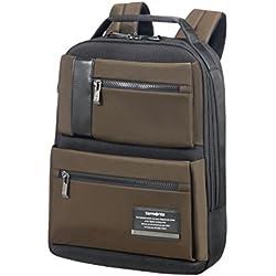 "SAMSONITE Openroad - Backpack Slim for 13.3"" Laptop 0.8 KG Mochila Tipo Casual, 37 cm, 11 Liters, Marrón (Chestnut Brown)"