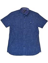 Ted Baker - Camisa casual - Cuadrados - con botones - para hombre