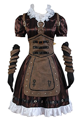 Alice In Wonderland Kostüm Madness Returns Halloween Erwachsene Alice Kleid Large