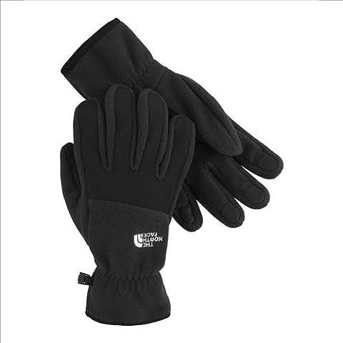 The North Face Men's M Denali Gloves - TNF Black, Medium