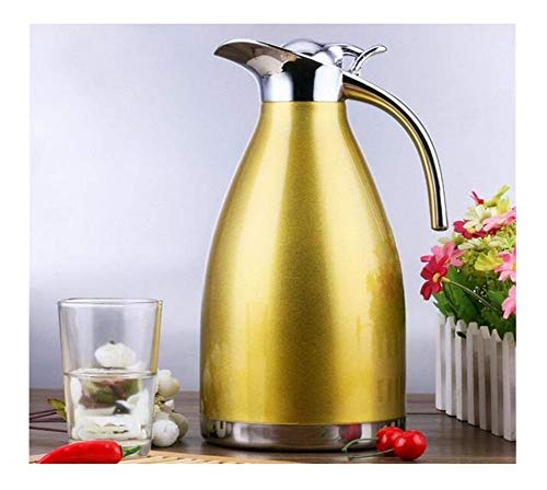 Muzyo insulation cup Stainless Steel Water Vacuum Bottle Stainless steel  household thermostat European vacuum water bottle thermos bottle thermos
